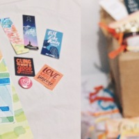 UNBOXING: Beyond Bookish + Keep the Faith Giveaway Prize