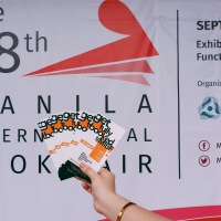 38th Manila International Book Fair 2017 + BOOK HAUL